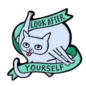 Badge Bomb Look After Yourself Enamel Pin
