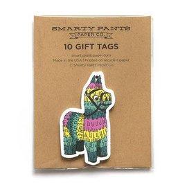 Smarty Pants Paper DNR Gift Tags - Pinata