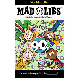 Penguin Group 90s Mad Libs