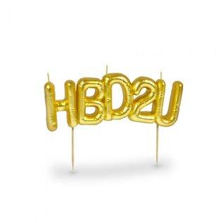 Fred HB2DU Candles