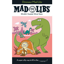 Penguin Group Dinosaur Mad Libs