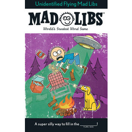 Penguin Group UFO Mad Libs