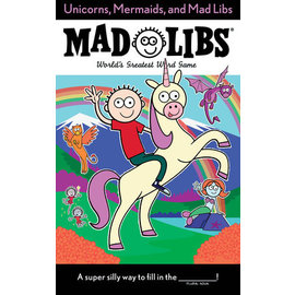 Penguin Group Unicorns, Mermaids, and Mad Libs