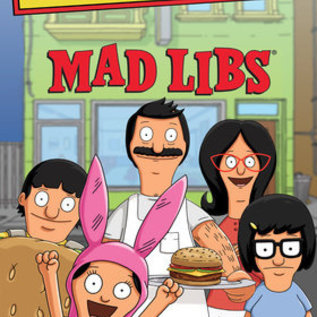 Penguin Group Bob's Burgers Mad Libs