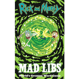 Penguin Group Rick and Morty Mad Libs