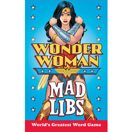 Penguin Group Wonder Woman Mad Libs