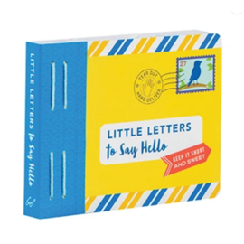 Chronicle Books Little Letters Mini Letter Books