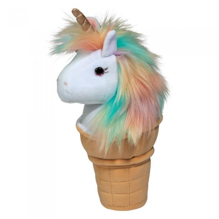 Douglas Plush Unicorn Ice Cream - Portage Bay Goods