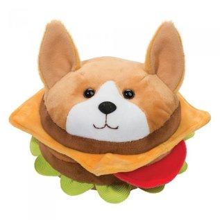 Douglas Company, Inc Corgi Burger Plush Toy