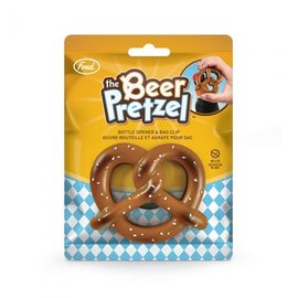 Fred Beer Pretzel Bag Clip &  Bottle Opener