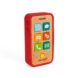 Janod Toys Sound Telephone