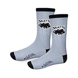 Accoutrements Seattle Rain Socks