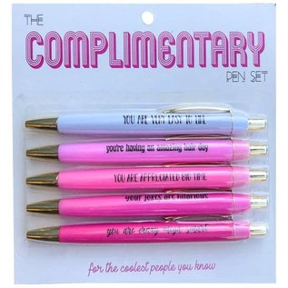 Fun Club Complimentary Pens