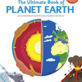 Chronicle Books Ultimate Book of Planet Earth