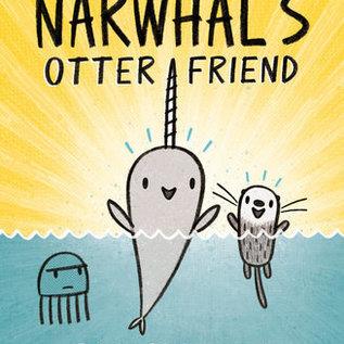 Penguin Group DNR Narwhal's Otter Friend