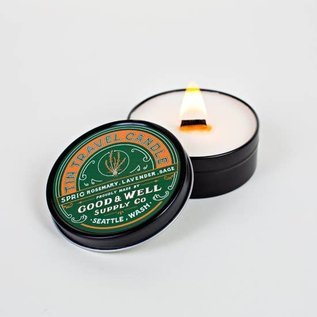 Good & Well Supply Co. Good & Well Supply Co. Tin Candles