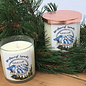 Northwest Sparks Mt. St. Helens Candle