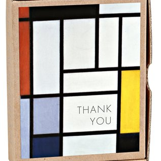 TeNeues Piet Mondrian Boxed Notes
