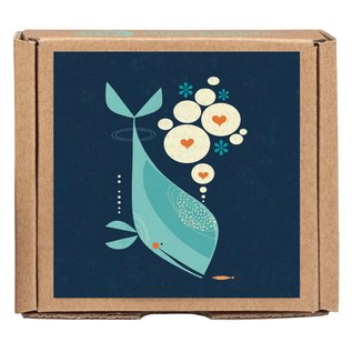 TeNeues Whale Has A Friend Boxed Notes