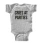 Sad Shop / Katie Davis Cries At Parties Onesie