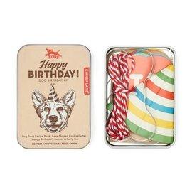 Kikkerland Design Inc Dog Birthday Kit
