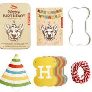 Kikkerland Design Inc DNR Dog Birthday Kit