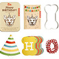 Kikkerland Design Inc Dog Birthday Kit
