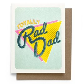 Smarty Pants Paper Father's Day - Totally Rad Dad
