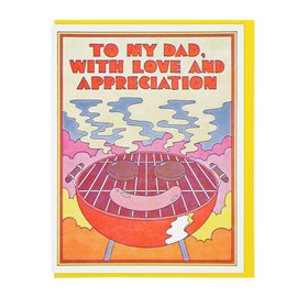 Lucky Horse Press Father's Day -  Grill Love & Appreciation
