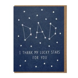 Lucky Horse Press Father's Day - Lucky Stars
