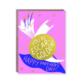 Hello Lucky / Egg Press Mother's Day  - Escar-Golden