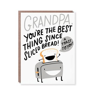 Hello Lucky / Egg Press Father's Day  - A Toast To Grandpa