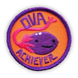 Badge Bomb Ova Acheiver Patch