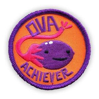Badge Bomb Ova Acheiver Patch