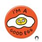 Badge Bomb Good Egg Magnet