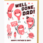 Hello Lucky / Egg Press Father's Day  - Well Done Dad