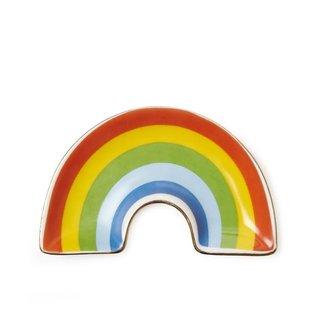 Kikkerland Design Inc Rainbow Trinket Dish