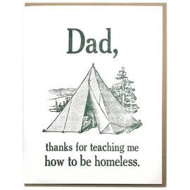 Zeichen Press Father's Day -  Homeless