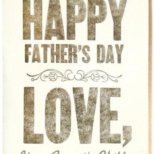 Zeichen Press Father's Day -  Favorite Child