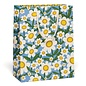 Red Cap Cards Seventies Daisy Gift Bag