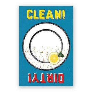 Mincing Mockingbird Clean / Dirty Magnet