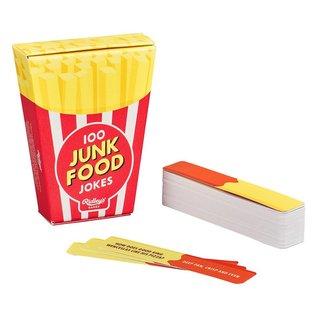 Wild & Wolf Inc. 100 Junk Food Jokes