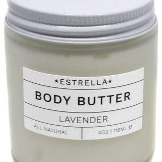 Estrella Soap Lavender Body Butter