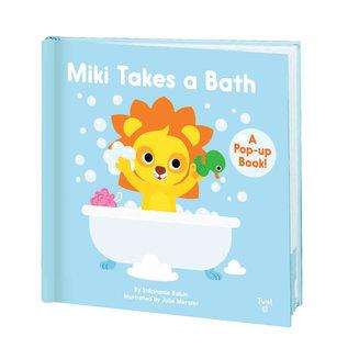 Chronicle Books Miki Takes a Bath