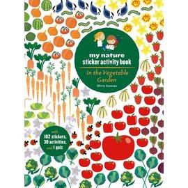 Chronicle Books Vegetable Garden Sticker Book
