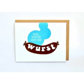 Cracked Designs Father's Day - Wurst Dad