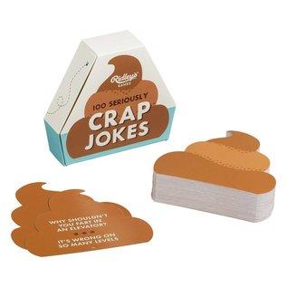 Wild & Wolf Inc. 100 Crap Jokes
