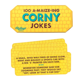 Wild & Wolf Inc. 100 Corny Jokes
