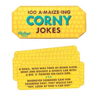 Ridley's Games DNR 100 Corny Jokes
