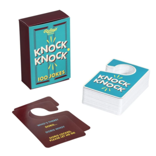 Wild & Wolf Inc. 100 Knock Knock Jokes